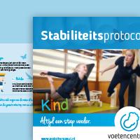Folder stabiliteit podotherapie