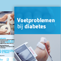 Folder Diabetes Voetproblemen