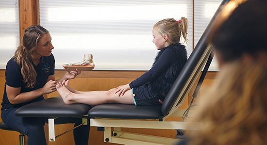 Kinderpodotherapeut
